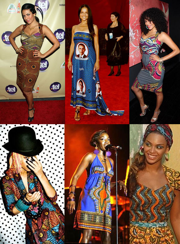 Plus de célébrités portant le pagne Africain | rdcongofashion